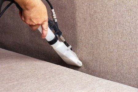 professional upholstery cleaning by DKB Restoration